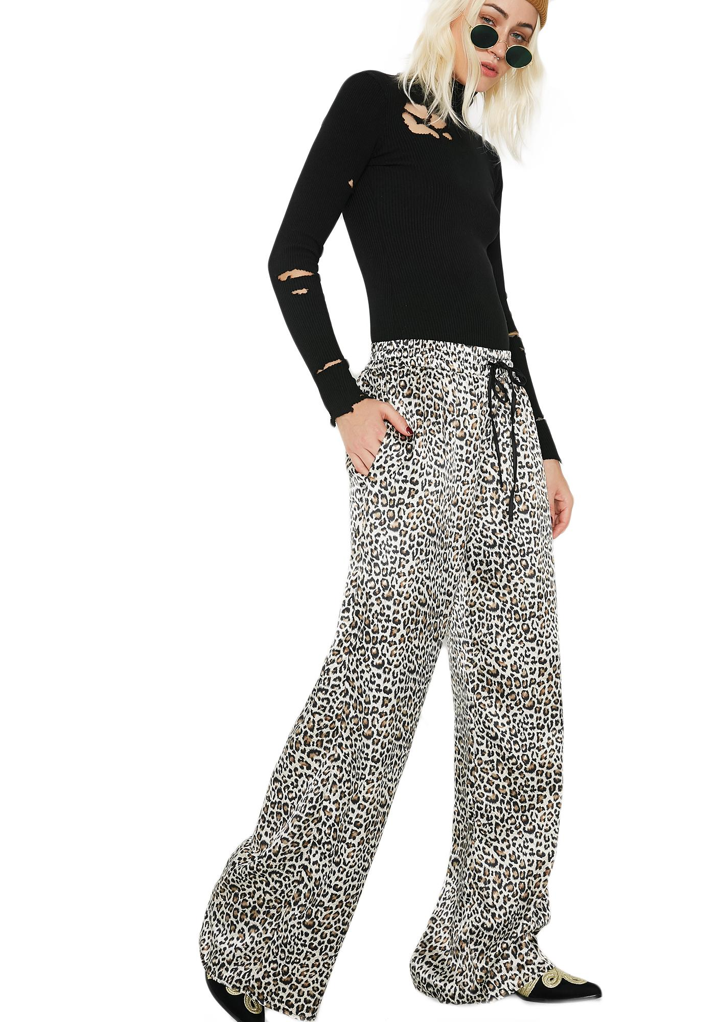 Wild Thing Silky Pants