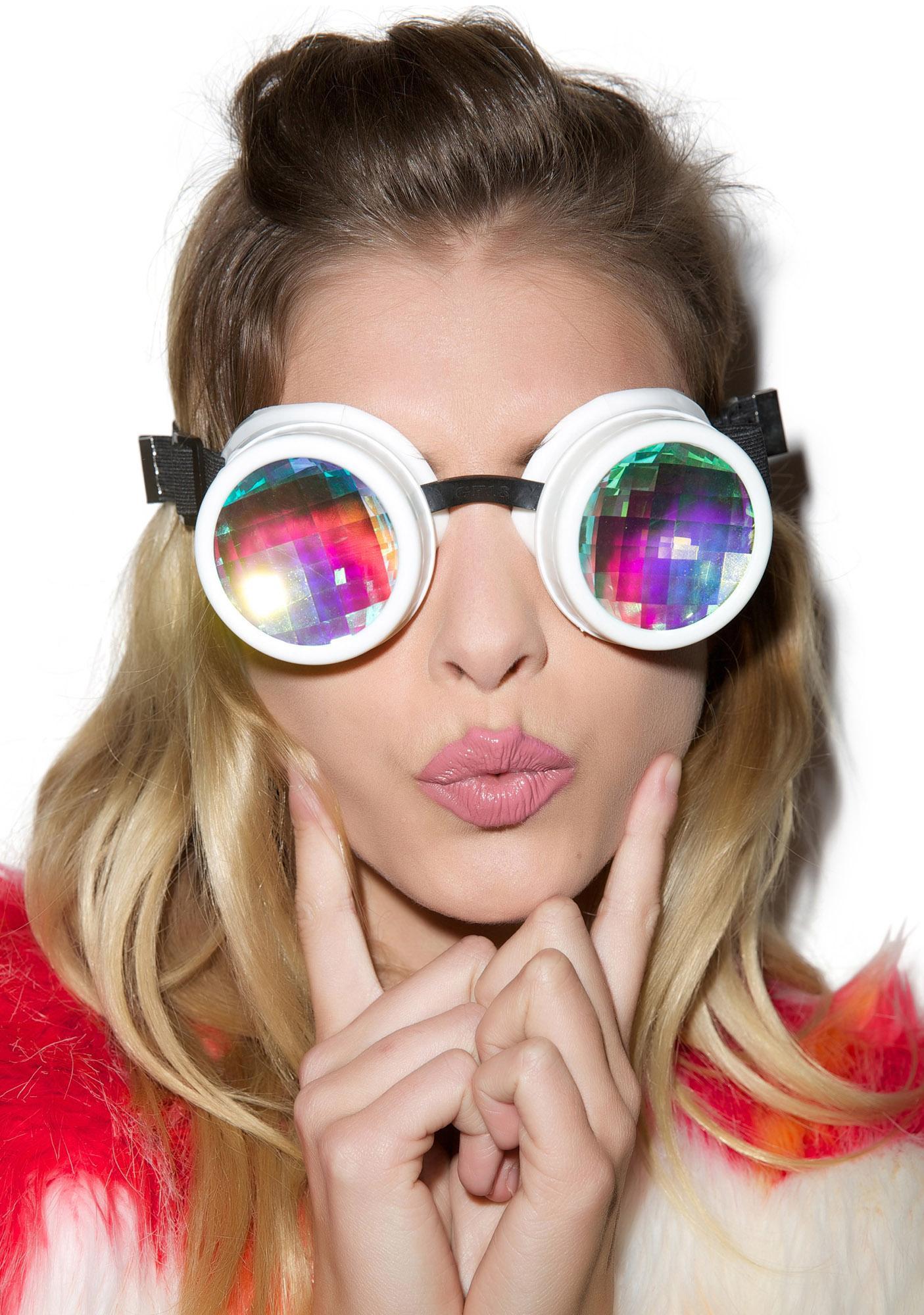 H0les Eyewear Get Em' Hard Goggles