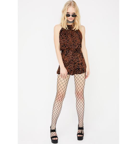 Like An Animal Romper