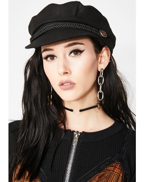 Smooth Operator Baker Boy Hat