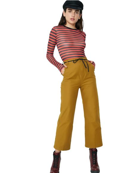 Audrey Cropped Pant