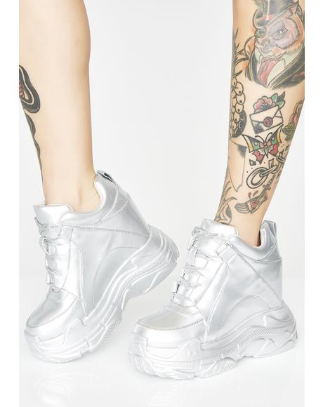 Technologic Platform Sneakers
