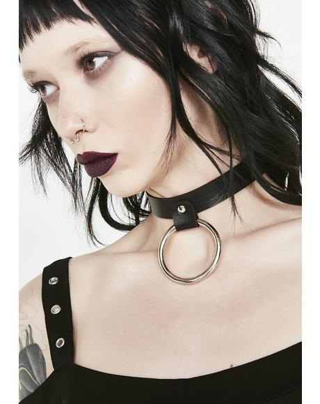Wicked Kink O-Ring Choker
