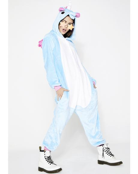 Mystical Creature Onesie Costume
