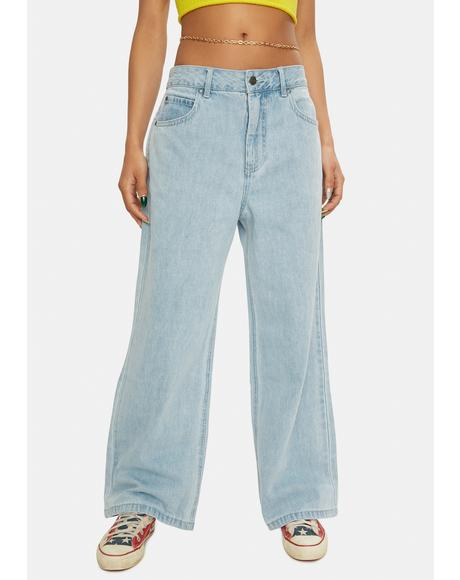 Kendall Hemp Denim Jeans