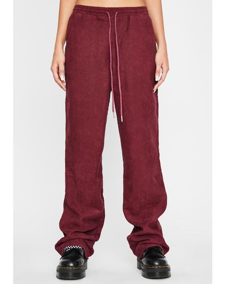 Got The Hookup Corduroy Pants