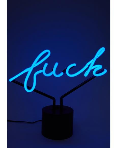 Eff It Neon Desk Light