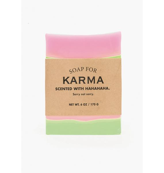Whiskey River Soap Soap For Karma