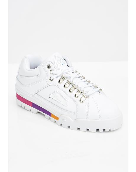 Icy Trailblazer Sneakers