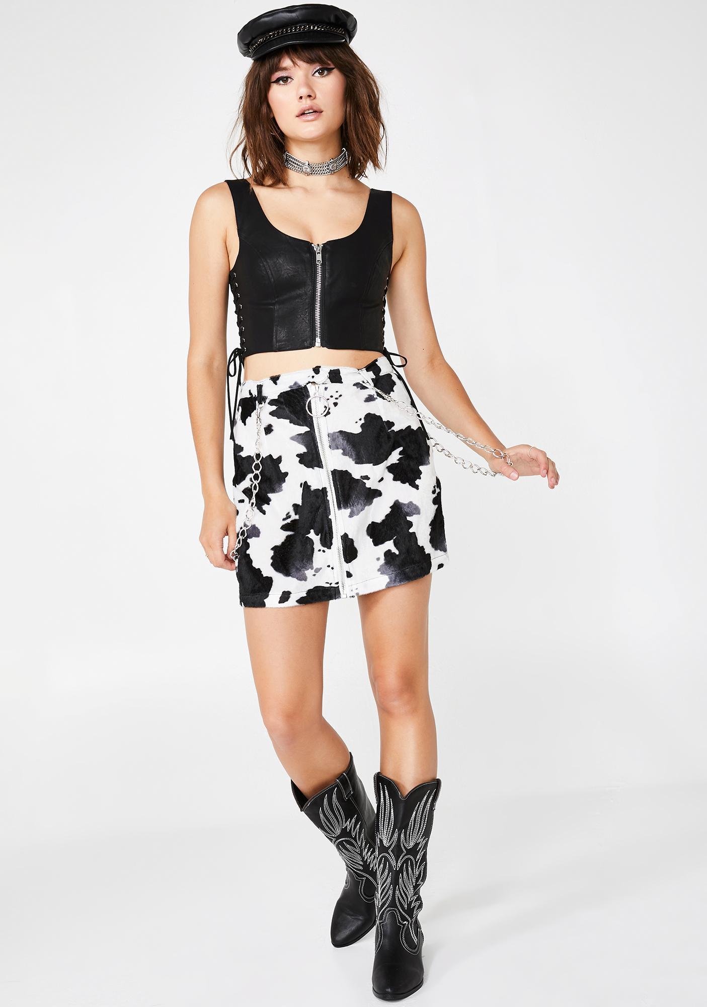 Valfré Vaca Skirt
