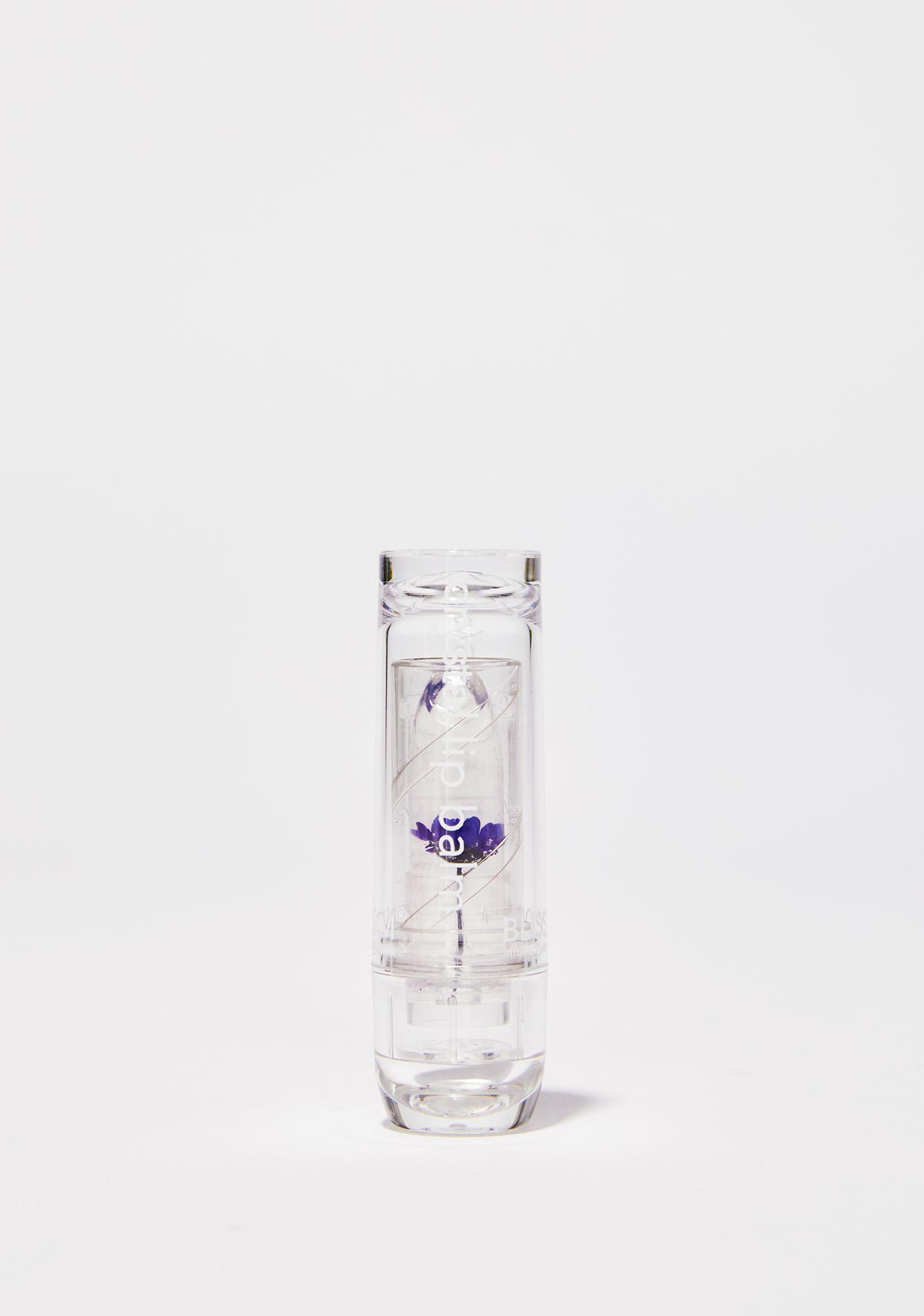 Blossom Purple Crystal Lip Balm