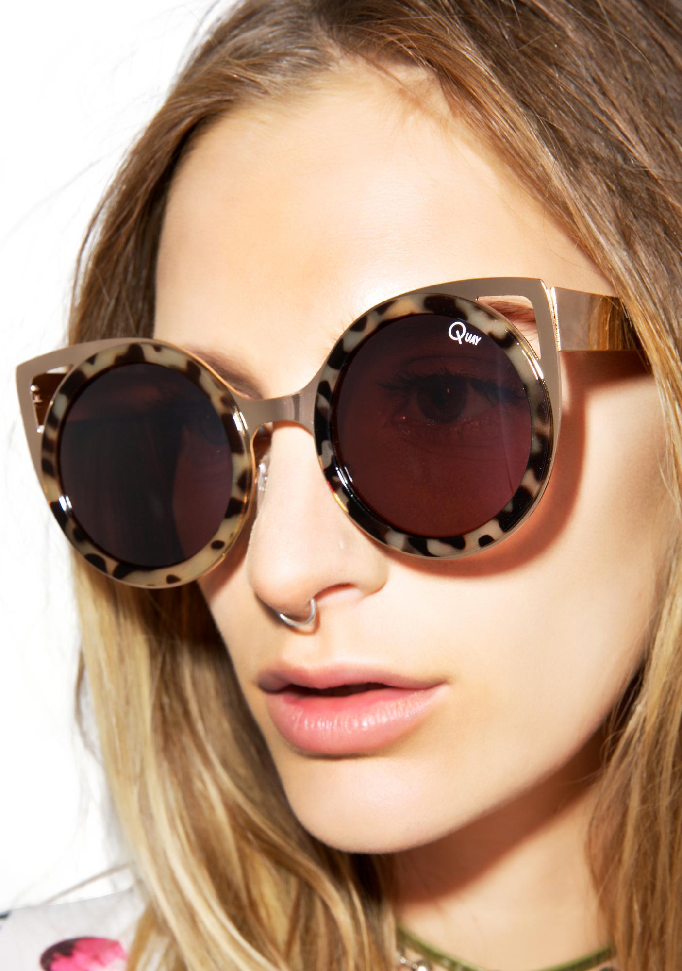 Quay Eyeware Let's Dance Sunglasses