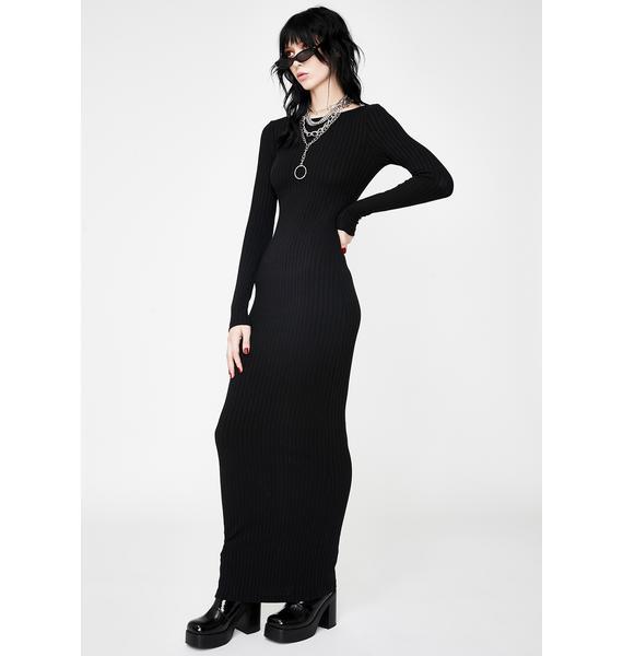 Kiki Riki Midnight Muse Maxi Dress