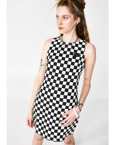 MC Squared Shift Dress