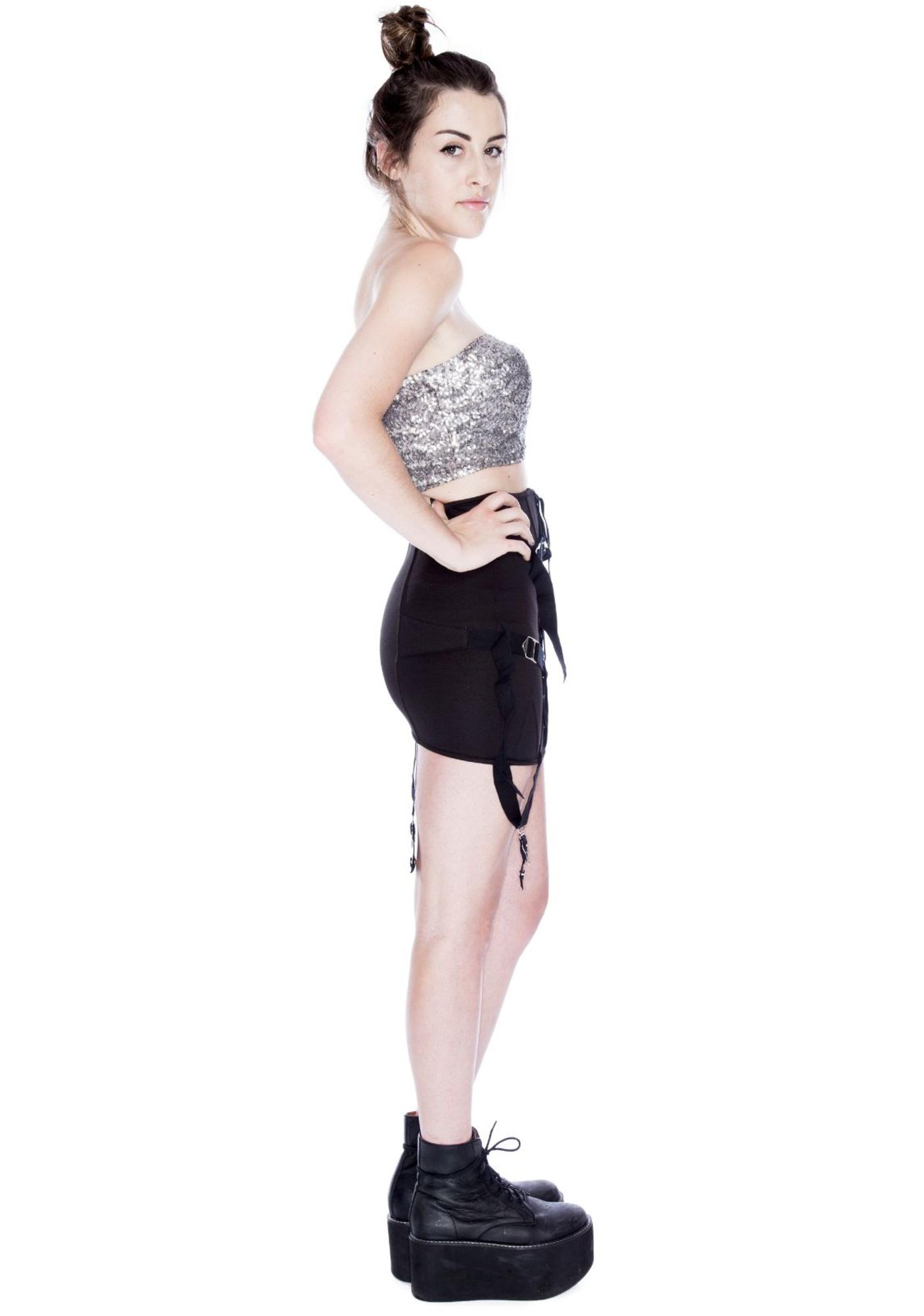 Wynona Sequin Bustier