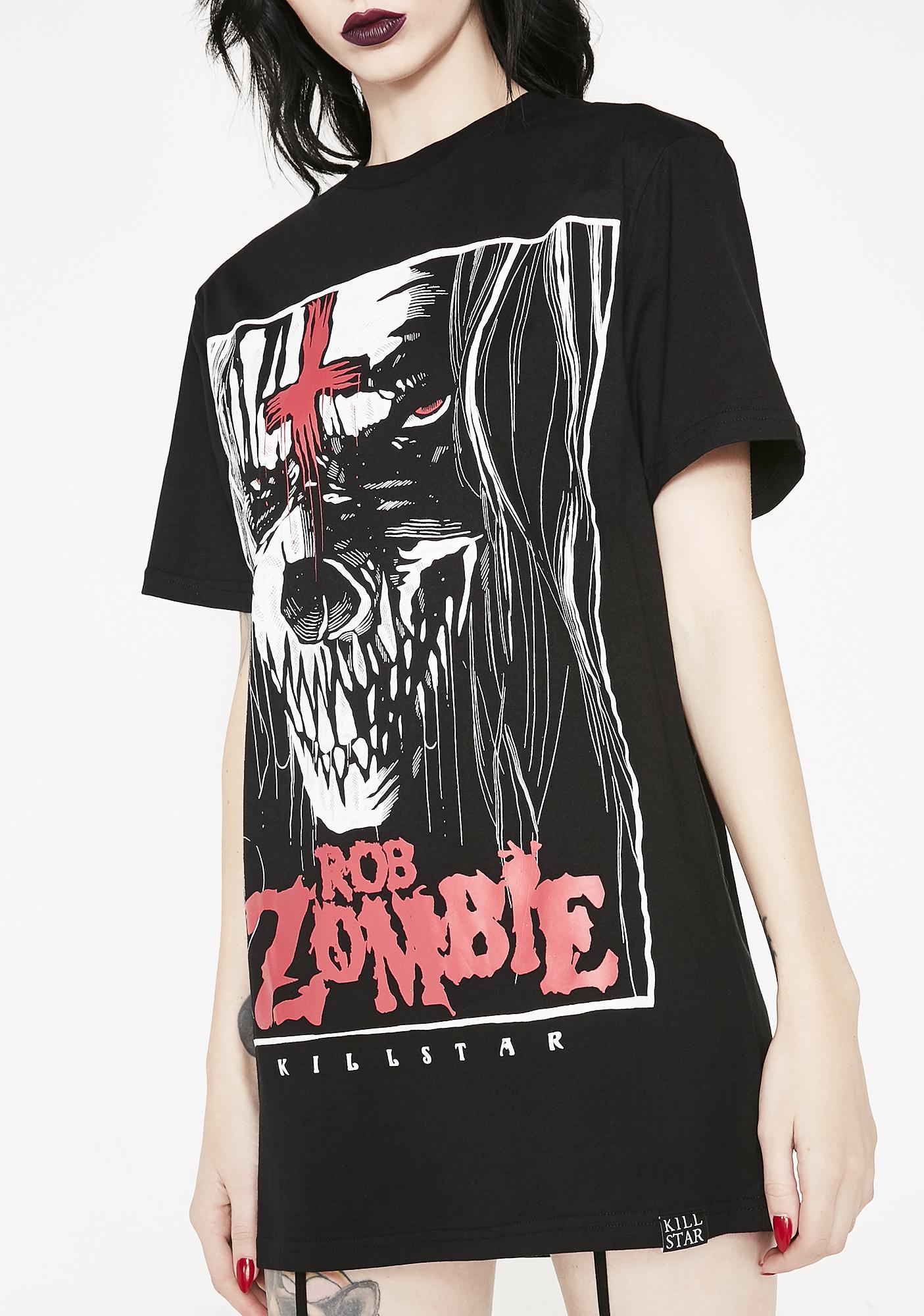 Killstar The End T-Shirt