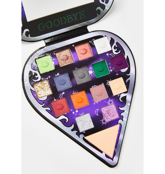 Spoiled Lips Cosmetics Planchette Eyeshadow Palette