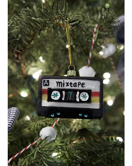 Play My Mixtape Ornament
