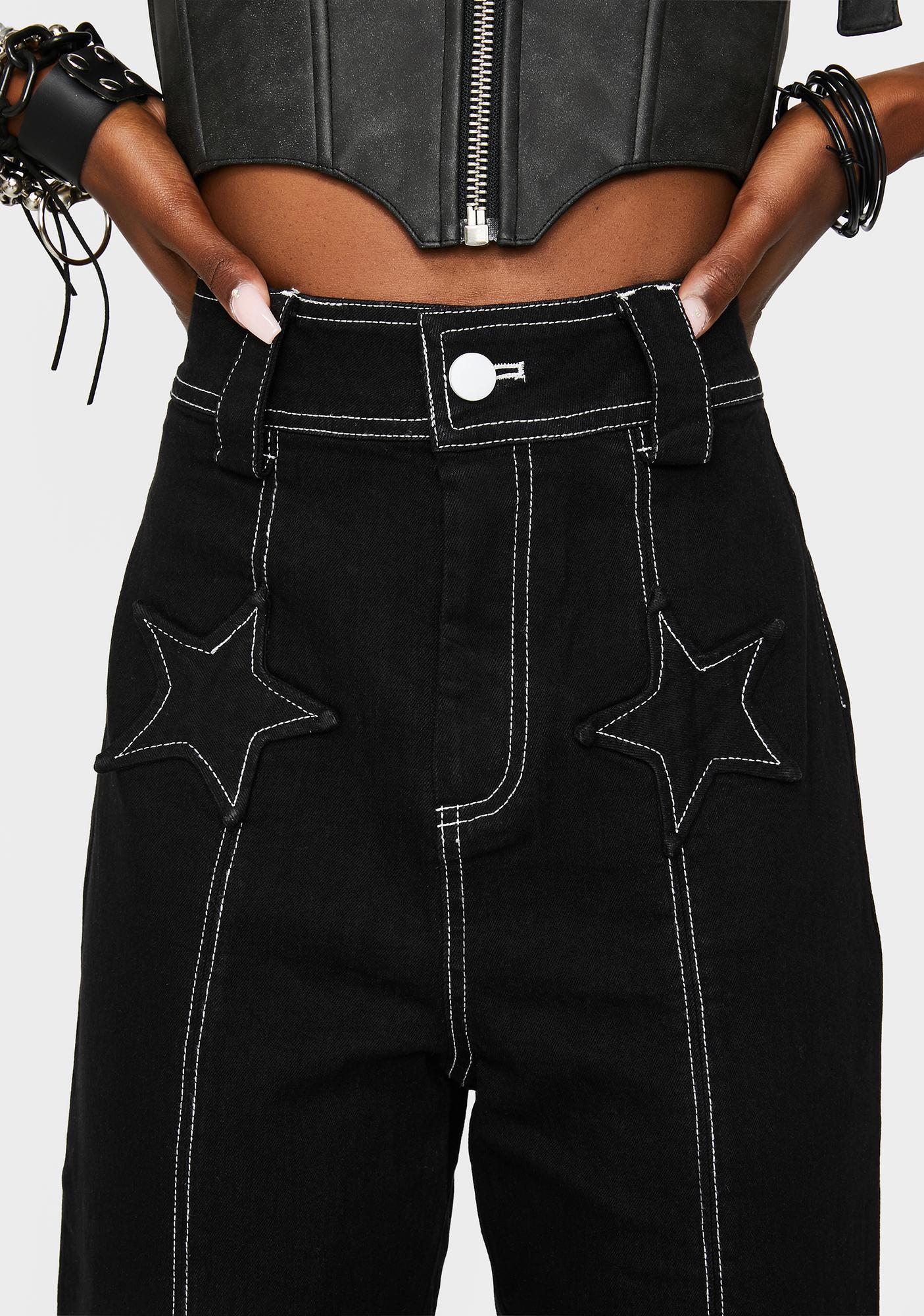 Jawbreaker Glam Rock 70's Jeans