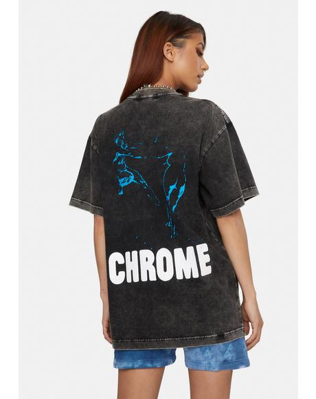 Chrome Graphic Tee