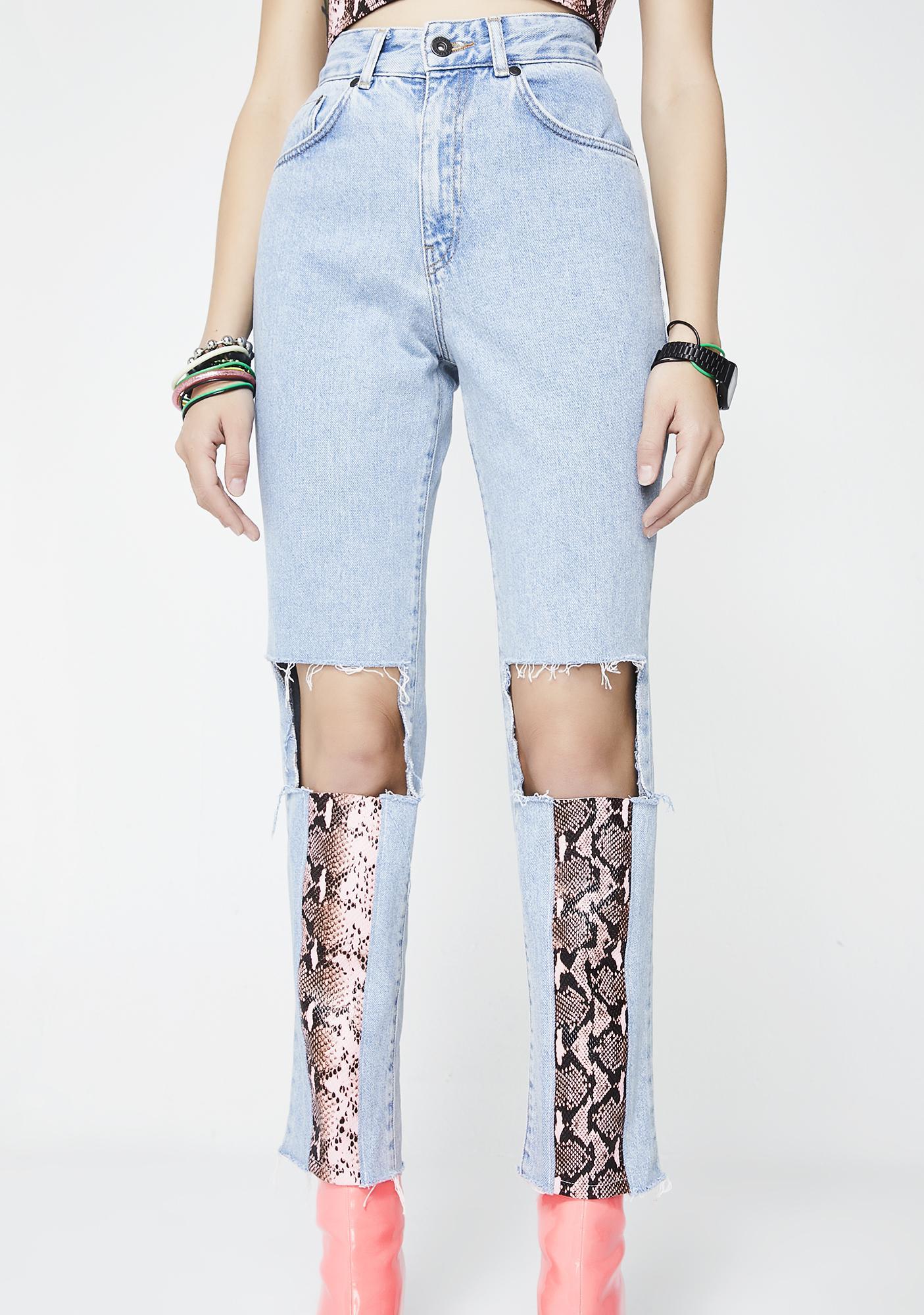 The Ragged Priest Cobra Jeans
