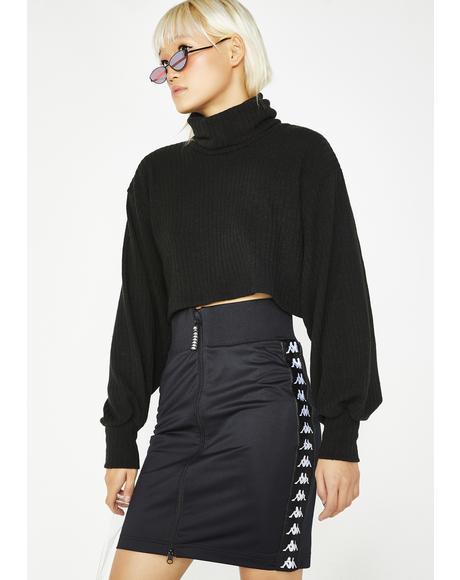222 Banda Aoay Mini Skirt