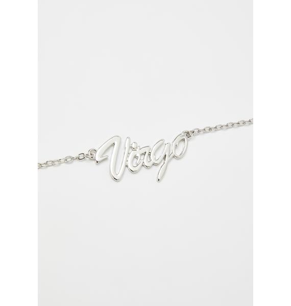 Very Virgo Chain Necklace