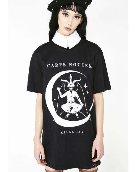 Carpe Noctrem T-Shirt