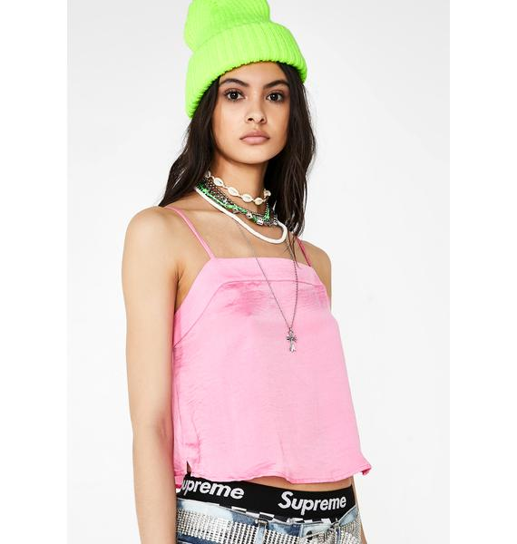 Miss Short Fuse Neon Cami