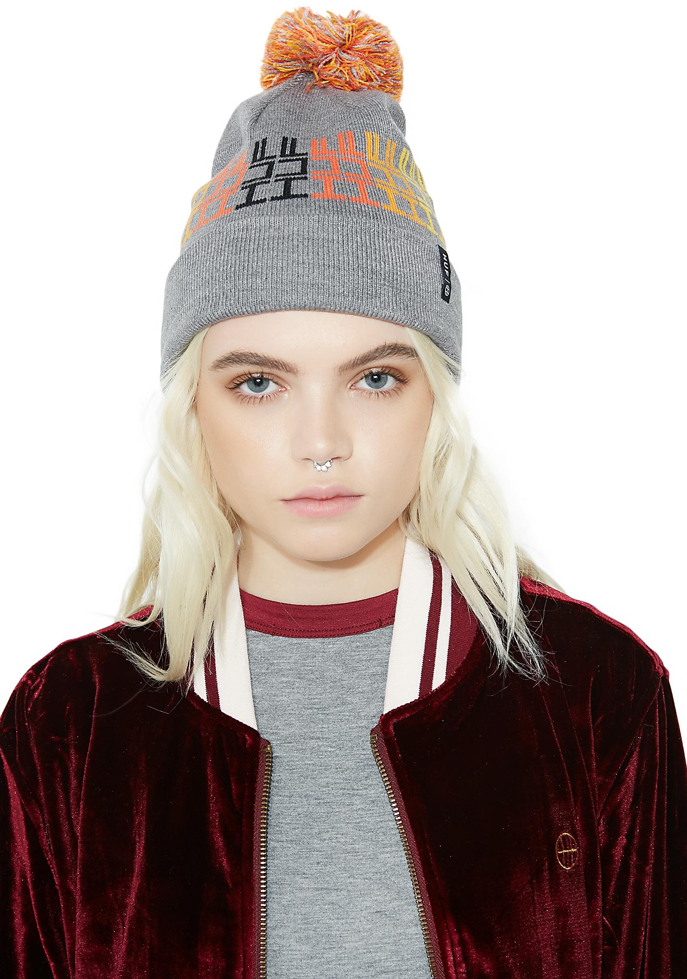 HUF Possible Pom Beanie