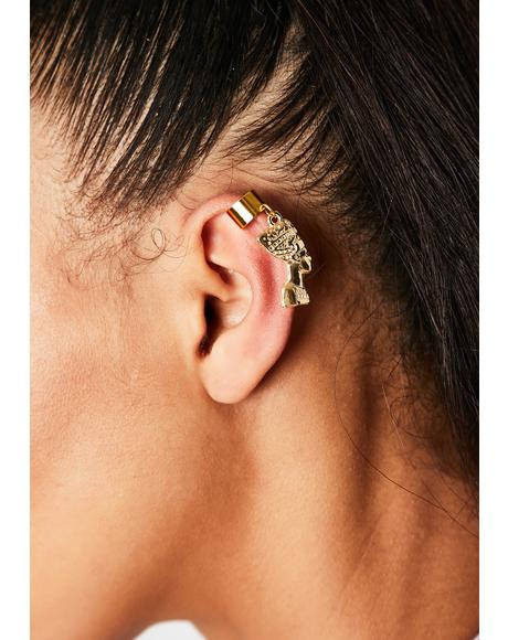 Nefertiti Ear Cuff