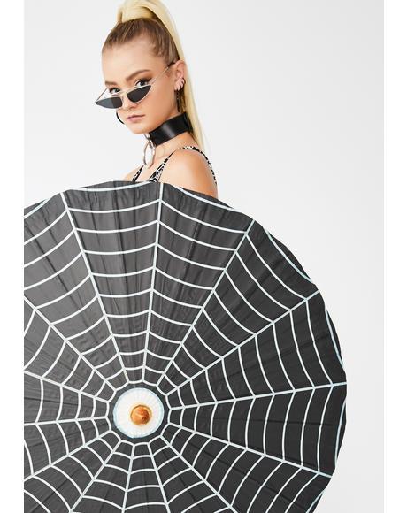 Spiderweb Parasol