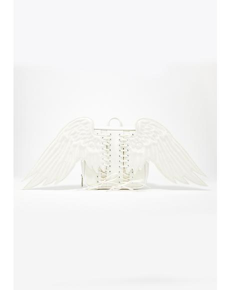 Heavenly Creature Mini Backpack