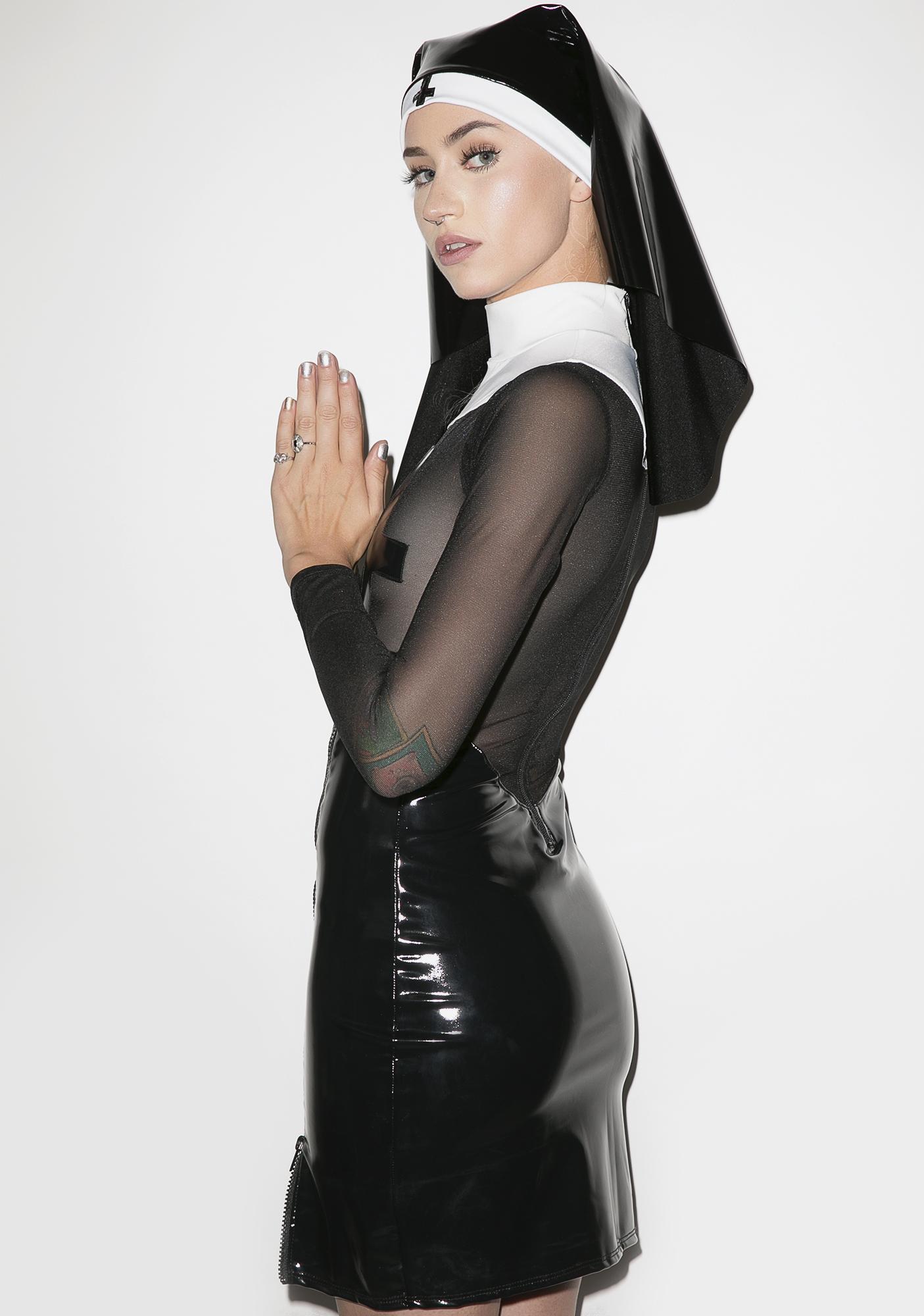 Dolls Kill Sinful Mama Don't Preach Costume