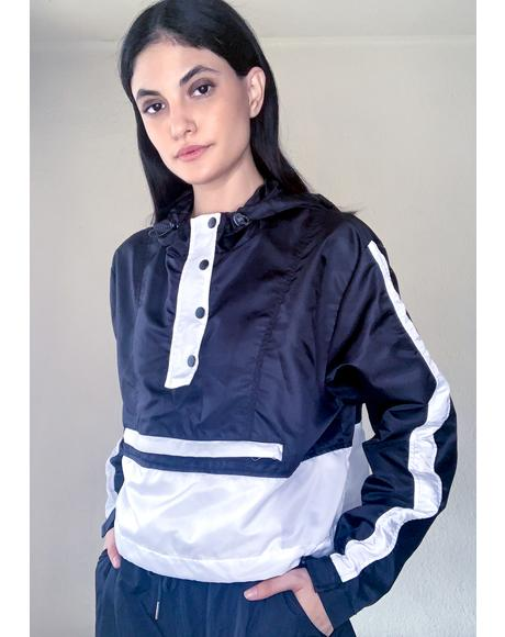 The Long Game Windbreaker Jacket