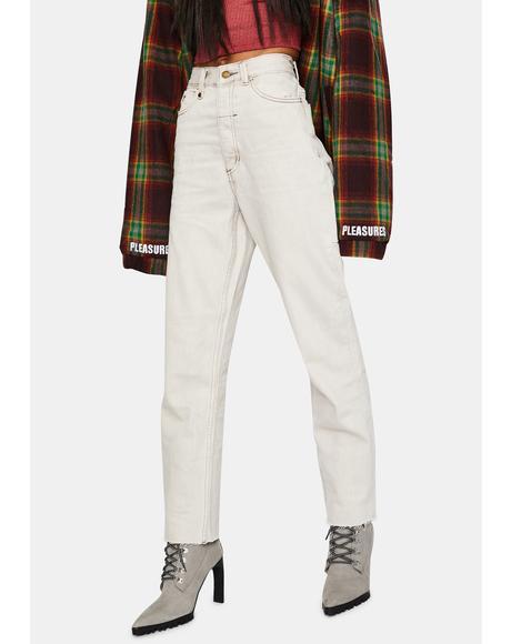 Oat Paige Denim Jeans