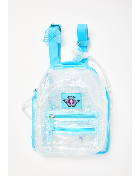 Bubble Wrap Mini Hydration Backpack
