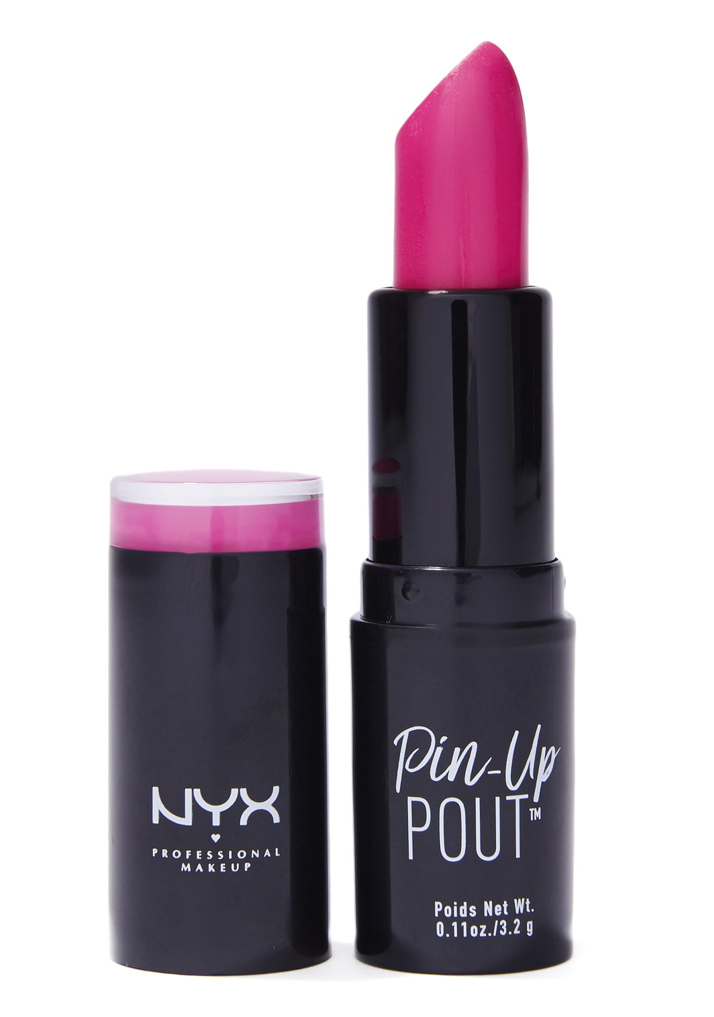 NYX Dance Party Pin-Up Pout Lipstick