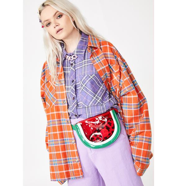 Juicy Slice Fanny Pack