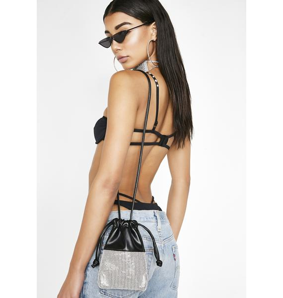 Poster Grl Check The Price Tag Blinged Bag