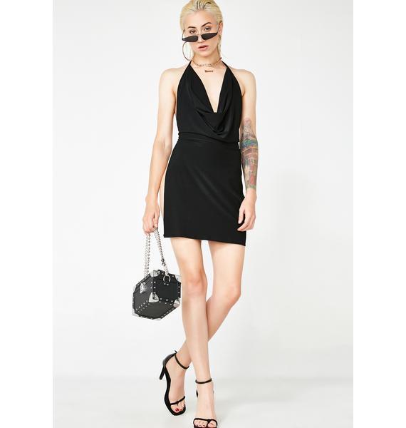Shook Up Mini Dress