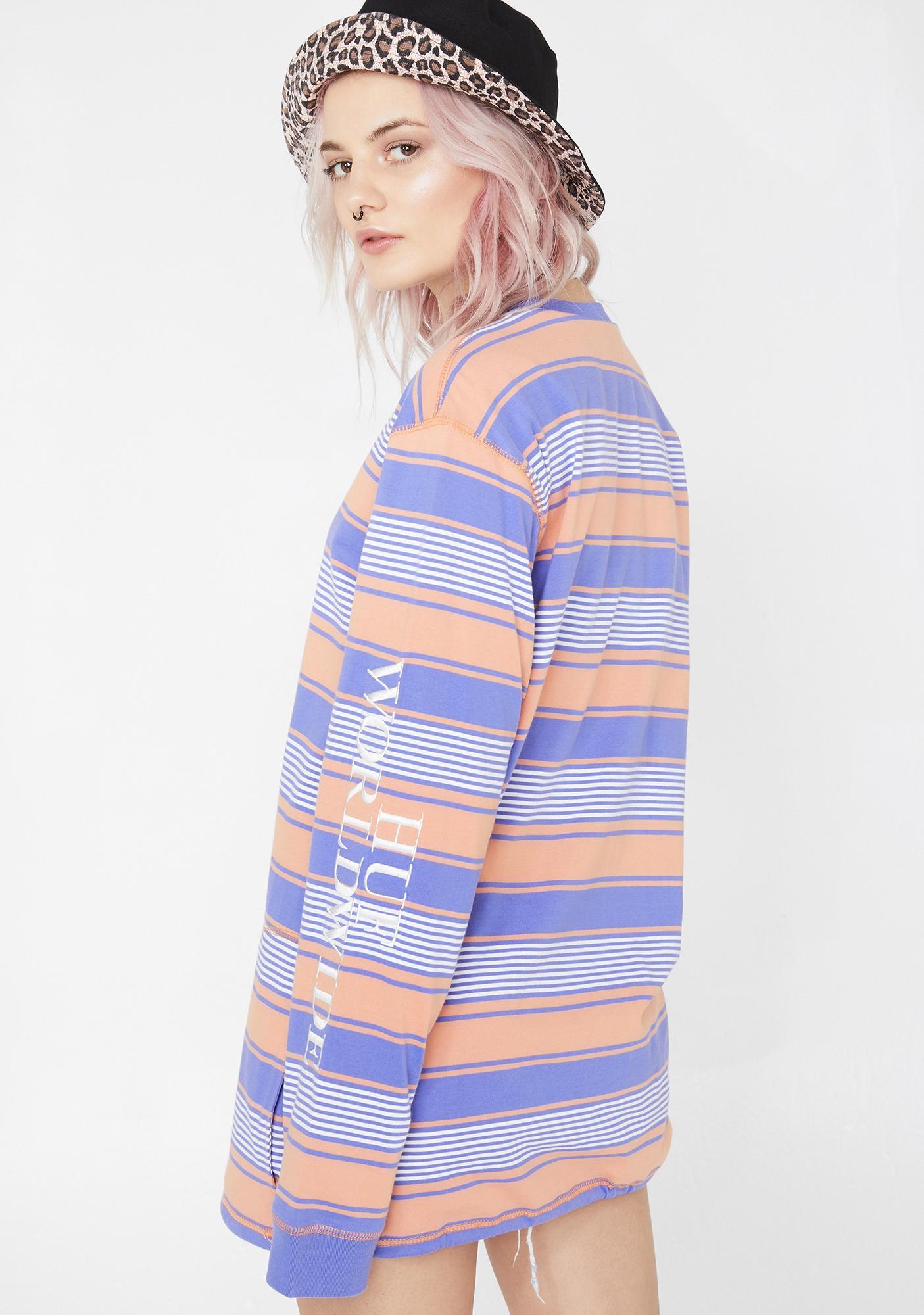 HUF Essex Long Sleeve Knit Top