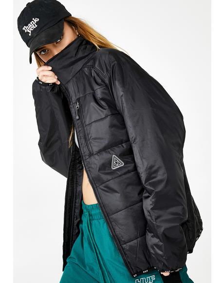 Geode Puffy Jacket