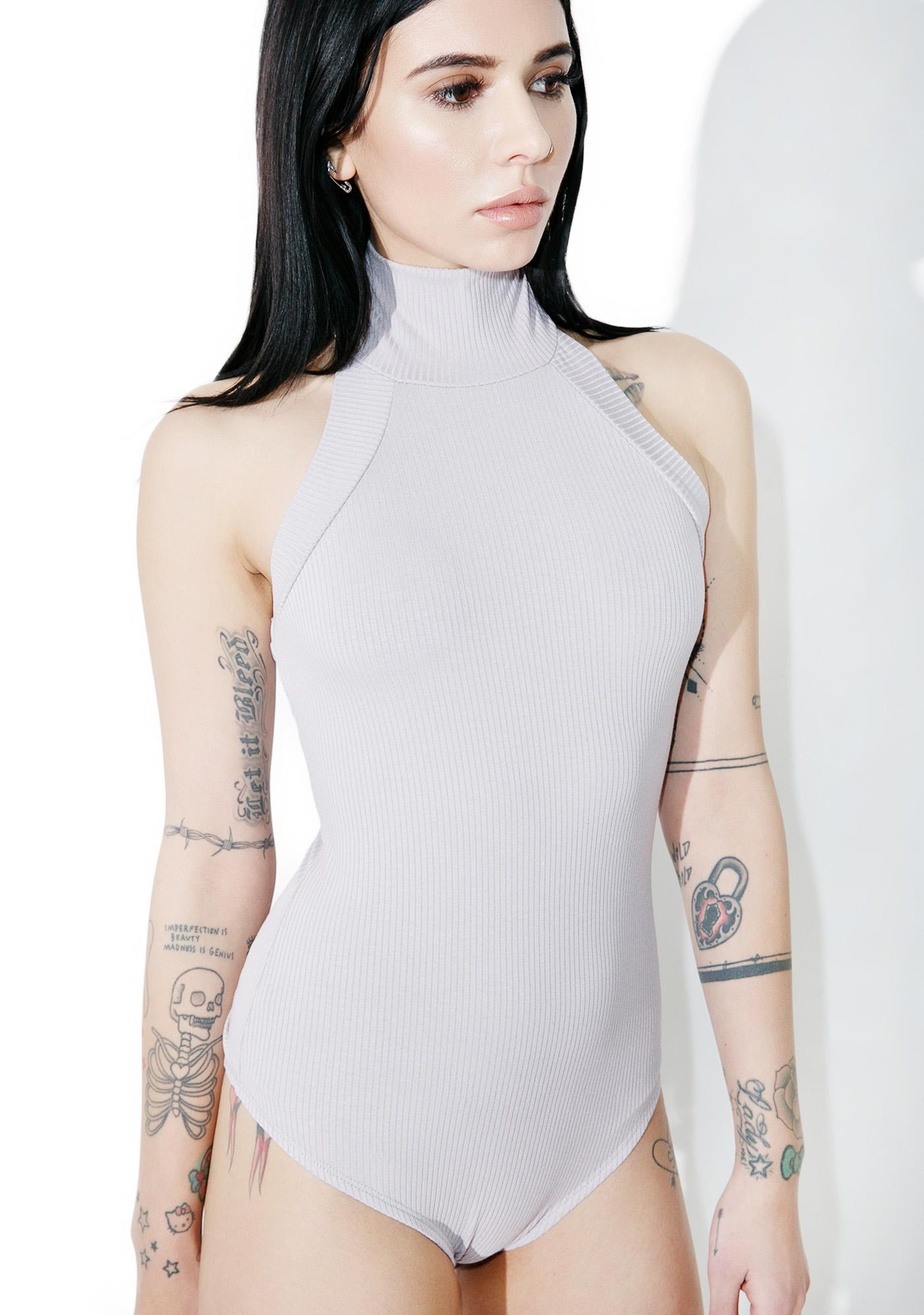 Khloe Turtleneck Bodysuit