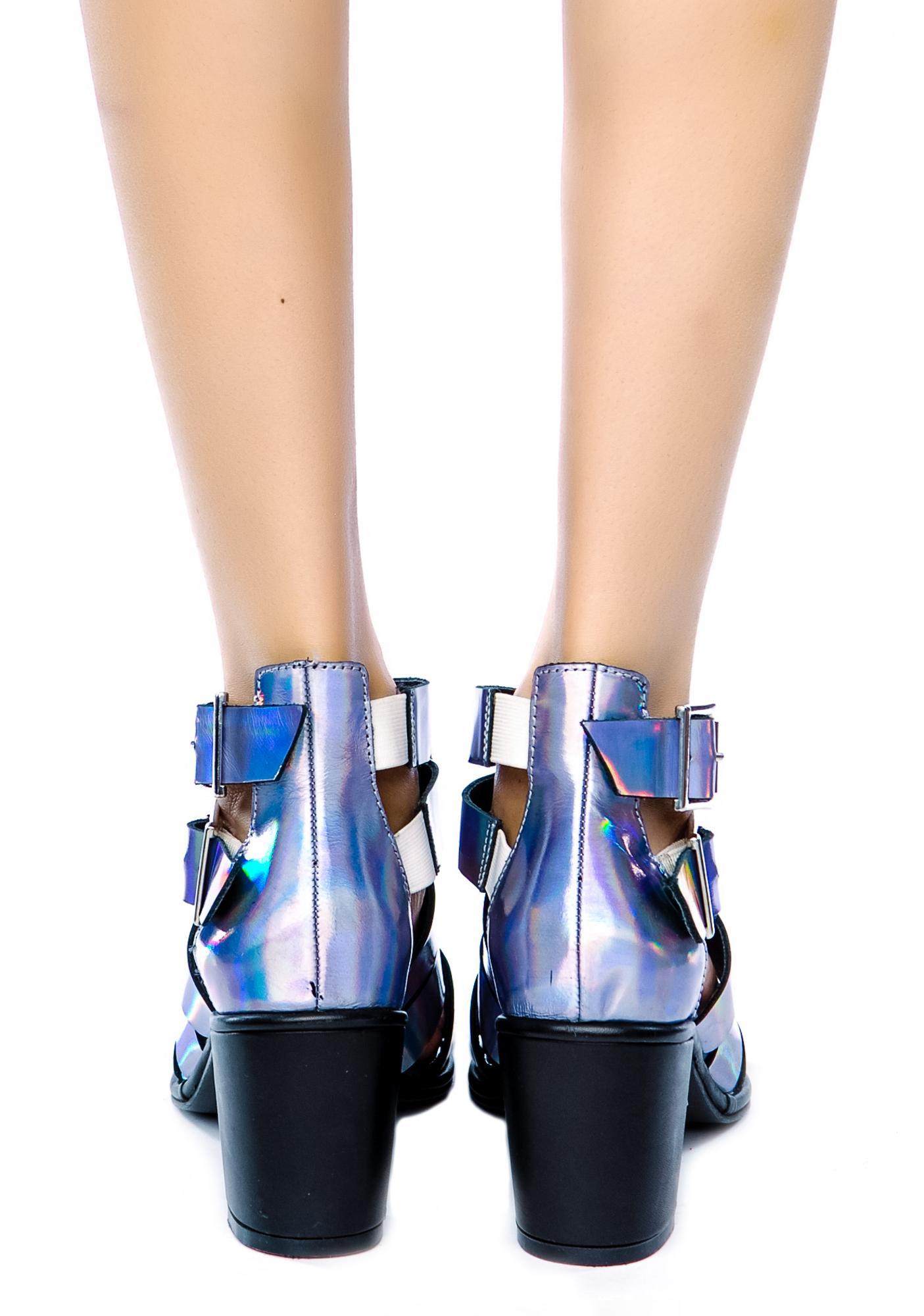 Shona Jelly Heels