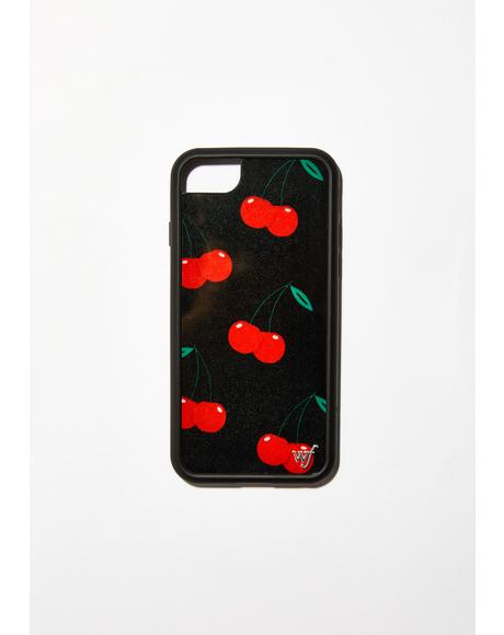 Cherry Pop iPhone Case