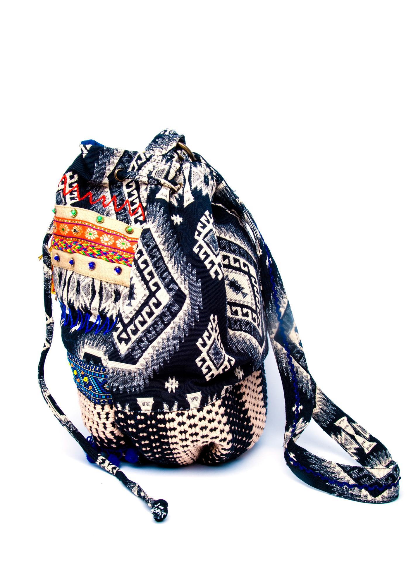Ganesha Bucket Bag