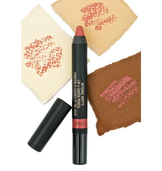 Nudestix Belle Matte Lip + Cheek Pencil