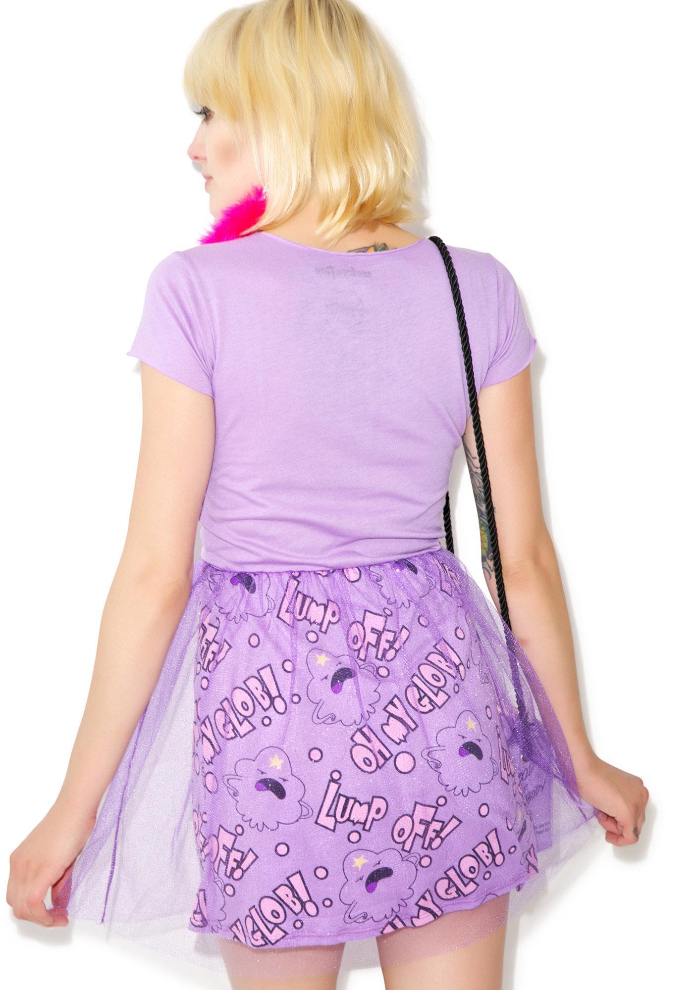 Lumpy Space Princess Tulle Dress