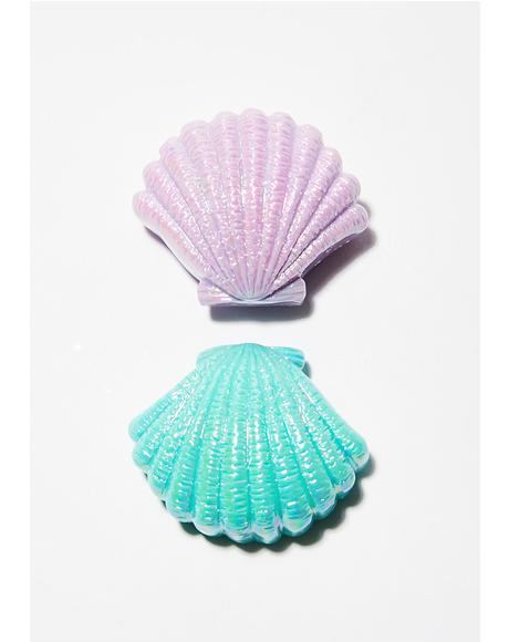 Mermaid Lip Balm Duo